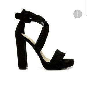Fashion Nova Untamed chunky heel
